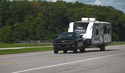 Chevrolet to Improve Trailering Safety and Integration