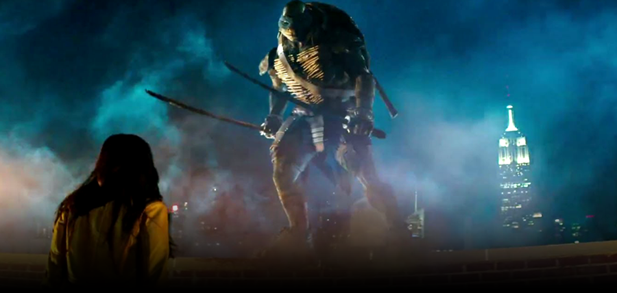 Trailer Nou Pentru TEENAGE MUTANT NINJA TURTLES