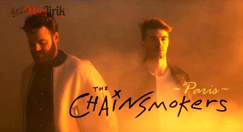 Lirik Lagu Paris The Chainsmokers Terjemahan