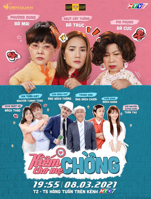 Kén Chồng Cho Mẹ Chồng - Kênh HTV7