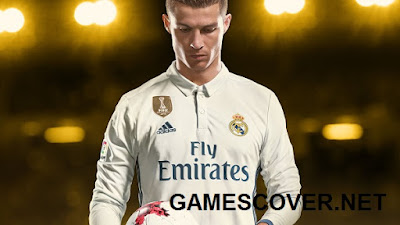 Cristiano Ronaldo as FIFA 18 Cover Star