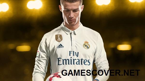 Cristiano Ronaldo as FIFA 18 Cover Star
