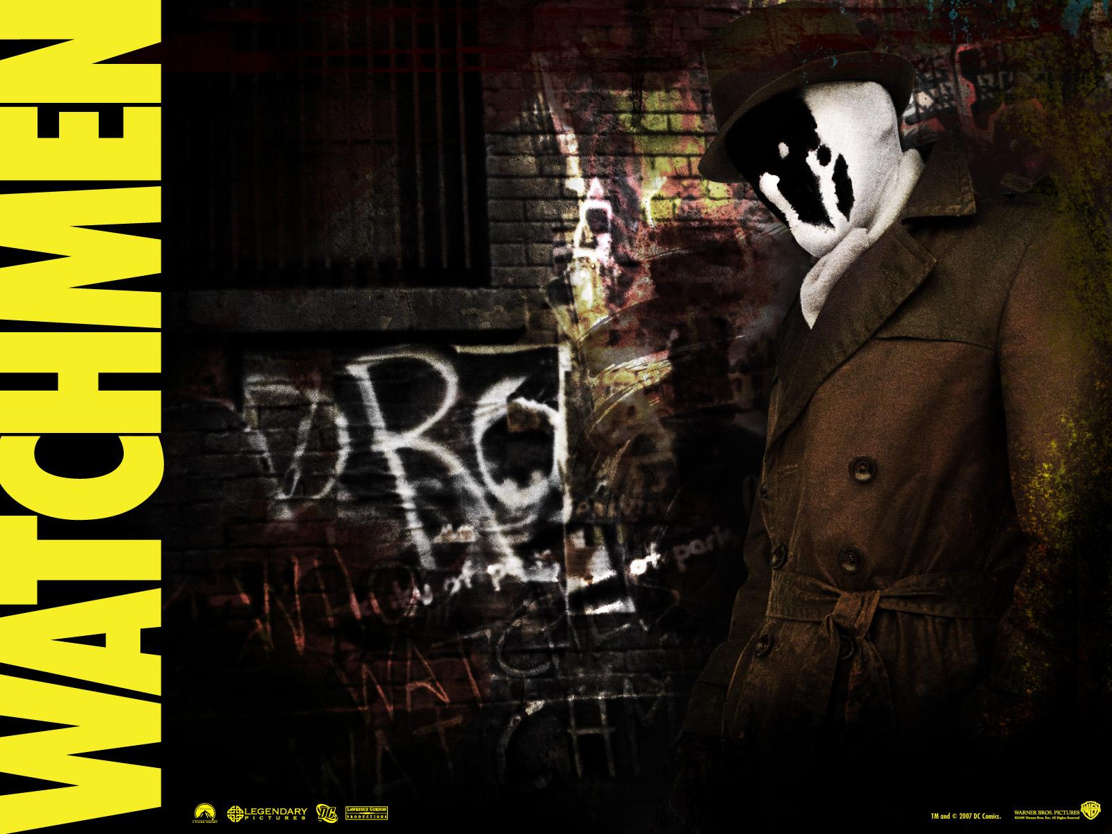Deanne Morrison: watchmen