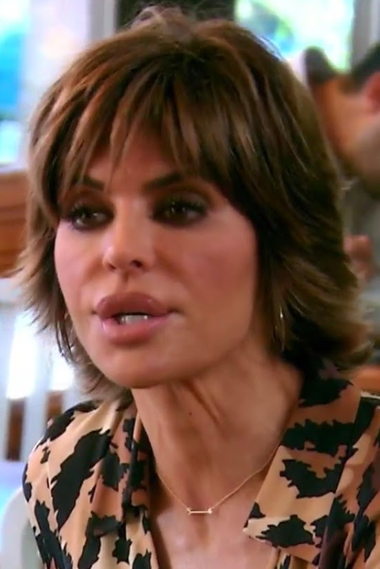 Lisa Rinna in the Stella & Dot On the Mark