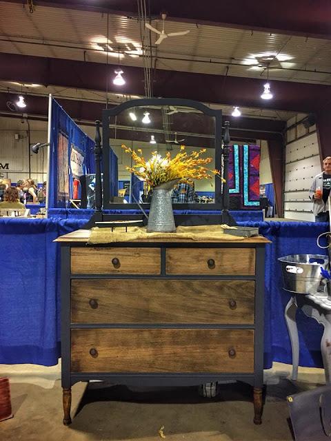 wood stain dresser