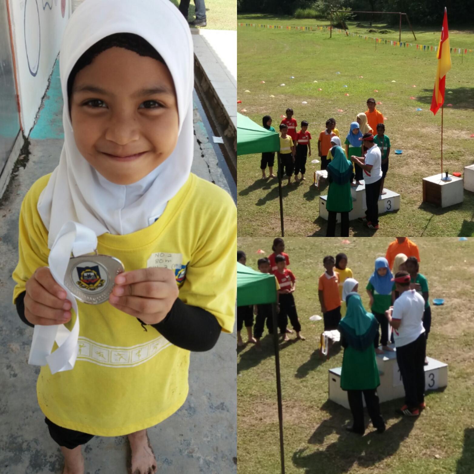 Sukan Tahunan Sekolah Alisha 2017