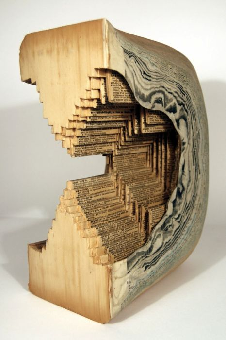 Awesome Book Art