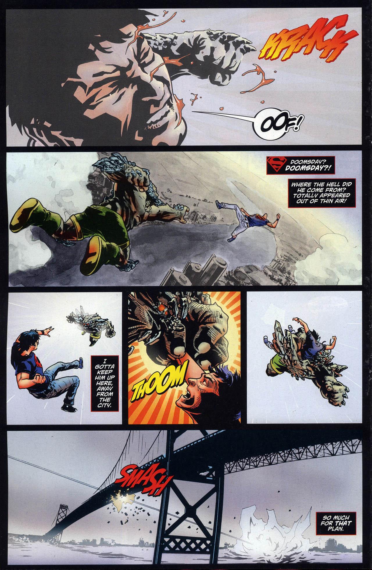 Superboy [I] Issue #6 #6 - English 8