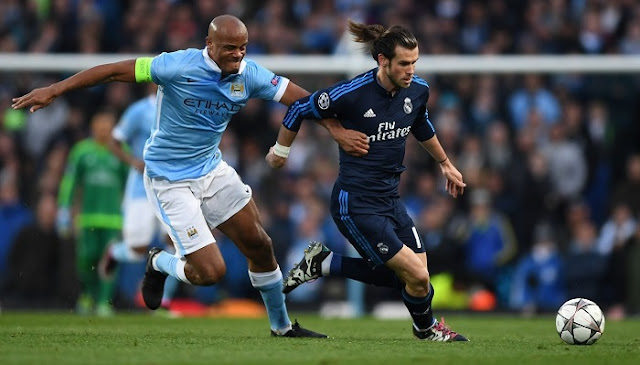 Manchester City vs Real Madrid en vivo