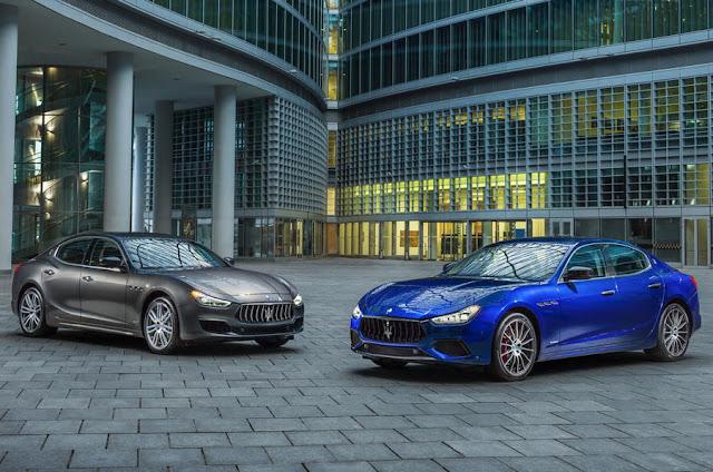 Siap Mengaspal Maserati Ghibi GranLusso (facelift)