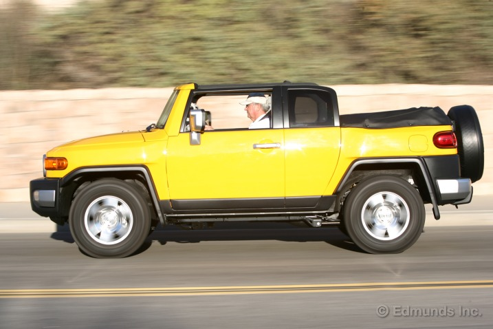Convertible Conversion Give Toyota Fj Cruiser Owners A Operated Soft Top In Place Of The Standard Steel Roof But It Also Eliminates S
