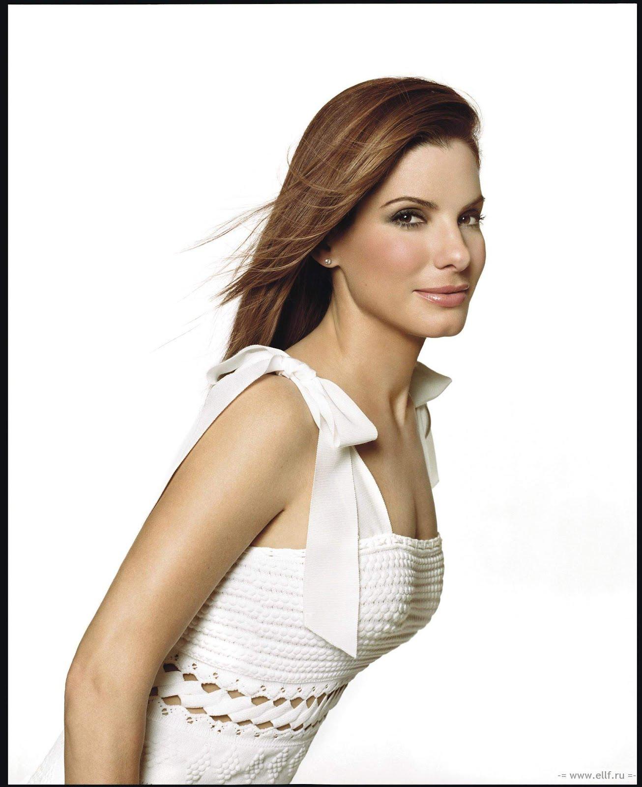 Hollywood Top Actress And Acters: Sandra Bullock Hot