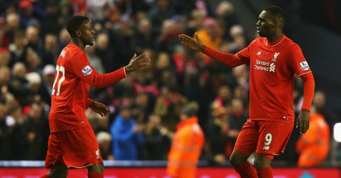 Liverpool striker Divock Origi picks injury