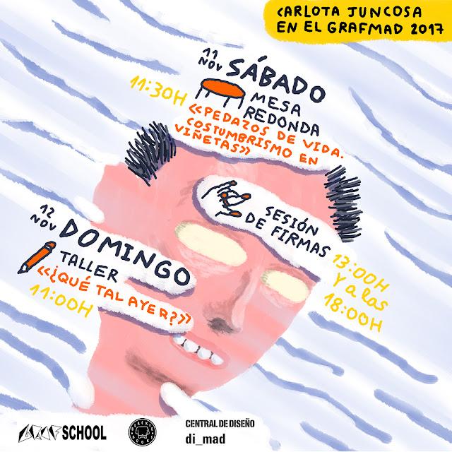 TODO LO DEL GRAFMAD17