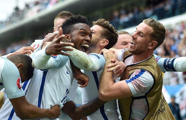 Slovakia vs Inggris