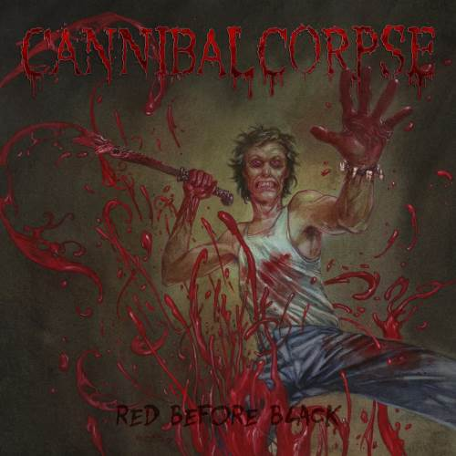 "CANNIBAL CORPSE: Ακούστε το ""Red Before Black"" απο το ομότιτλο επερχόμενο album"