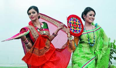 Boishakhi Design and Makeup