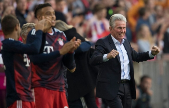 Jupp Heynckes got off to the perfect start in his 3rd spell as Bayern boss, following their 5-0 win over Freiburg