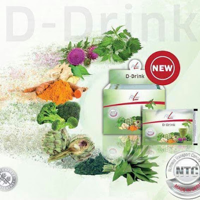 Fitline D-Drink prezzo vivinsalute.blogspot.it
