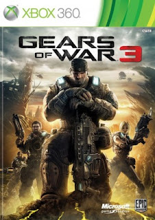 Gears of War 3 (X-BOX360) 2011