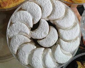 Resep Kue Kering Putri Salju Kacang Lembut Paling Sederhana