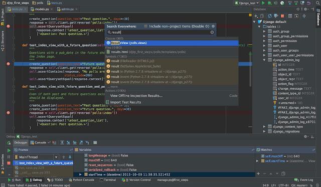 IDE Pycharm para Python