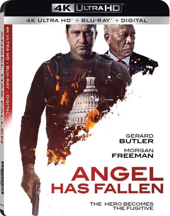 Angel Has Fallen (2019) 4K Ultra HD Blu-ray Review