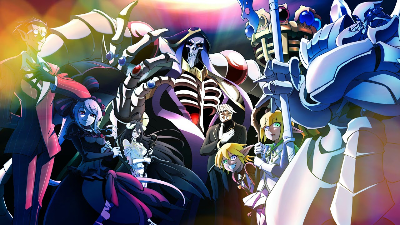 Top 20 Strongest Overlord Characters Yu Alexius Anime Portal