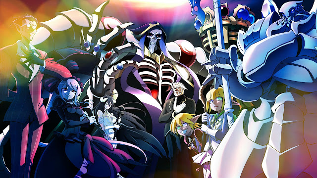 Overlord Anime Characters