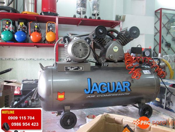 Cung cấp máy nén khí Jaguar cho các công trình xây dựng và nhà máy