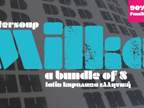 Download Milka Font Family Free