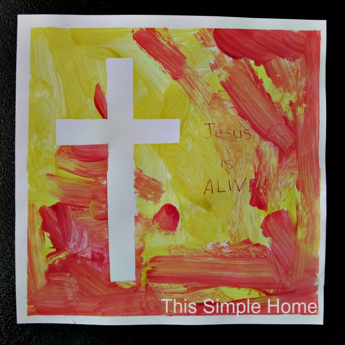 This Simple Home March 2013