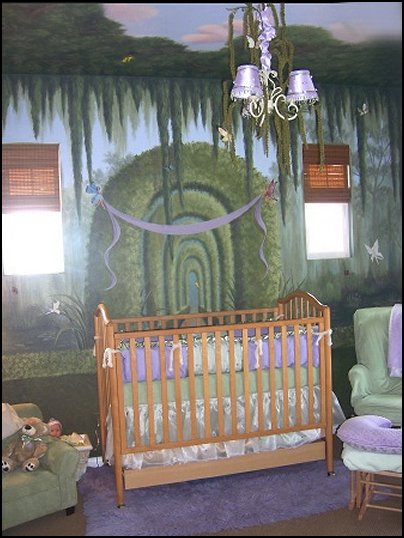 Newborn Baby Girl Wallpaper Decorating Theme Bedrooms Maries Manor Fairy Tinkerbell