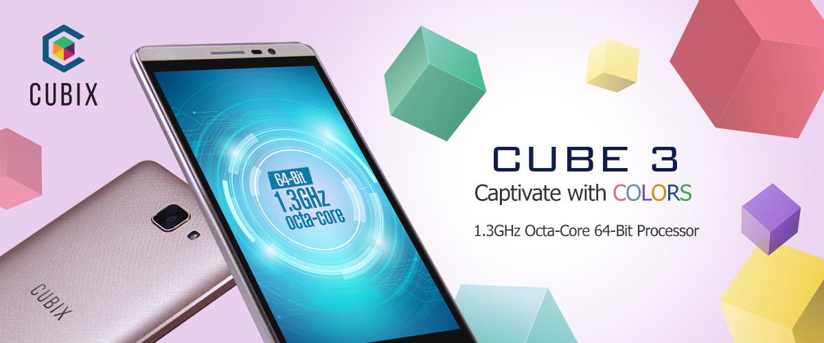 Cubix Cube 3