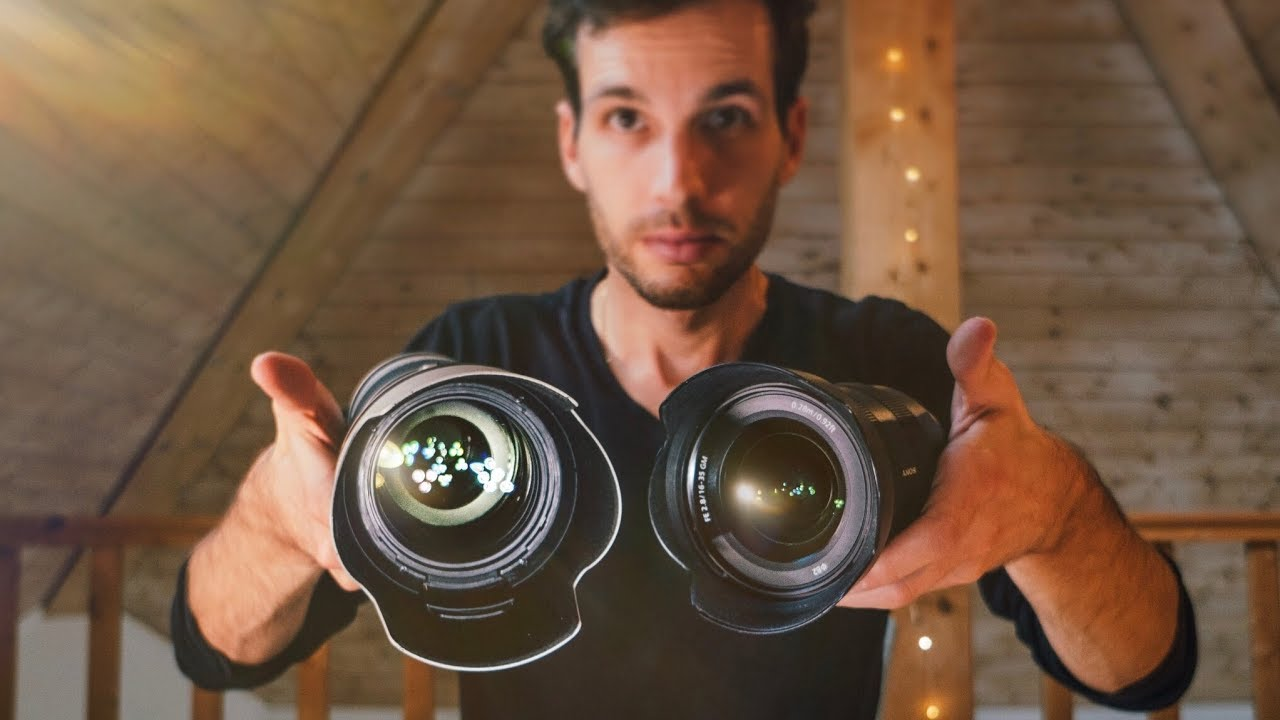 The Only LENSES You NEED and Why it's a MISTAKE...