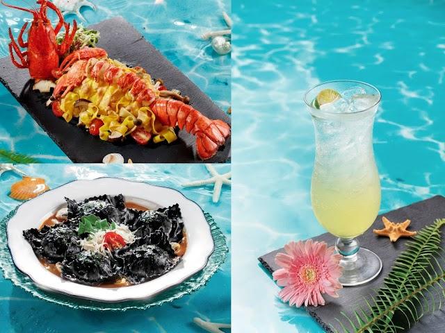 【海洋的禮物】 意粉屋鮮香仲夏 Ocean's Bounty海鮮盛宴