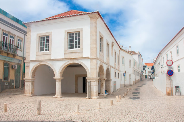 Lagos, no Algarve, em Portugal.