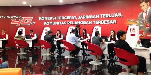 Alamat Grapari Telkomsel Surabaya