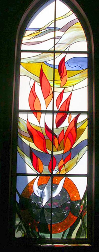 Arte floreale per la liturgia solennit di pentecoste - Colorazione pagine palma domenica ...