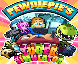PewDiePie's Tuber Simulator Apk Mega Mod v1.0.4 New Version