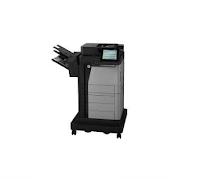 HP LaserJet M630z Printer Driver