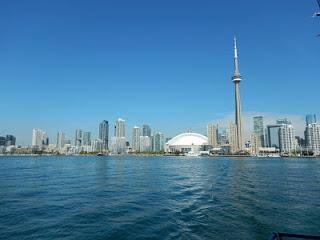 Passeio a Toronto Islands