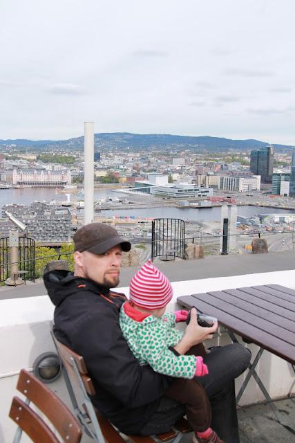 Ravintola Ekeberg, Oslo Norway