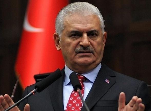 Turkey's Prime Minister arrives, beginning Vietnam visit