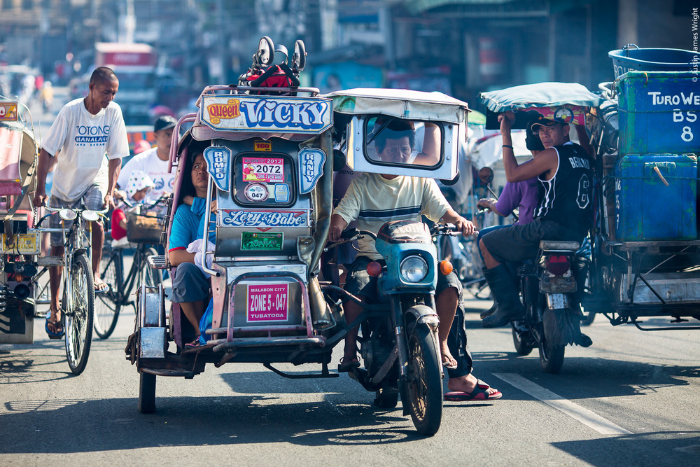tricycle phillipines