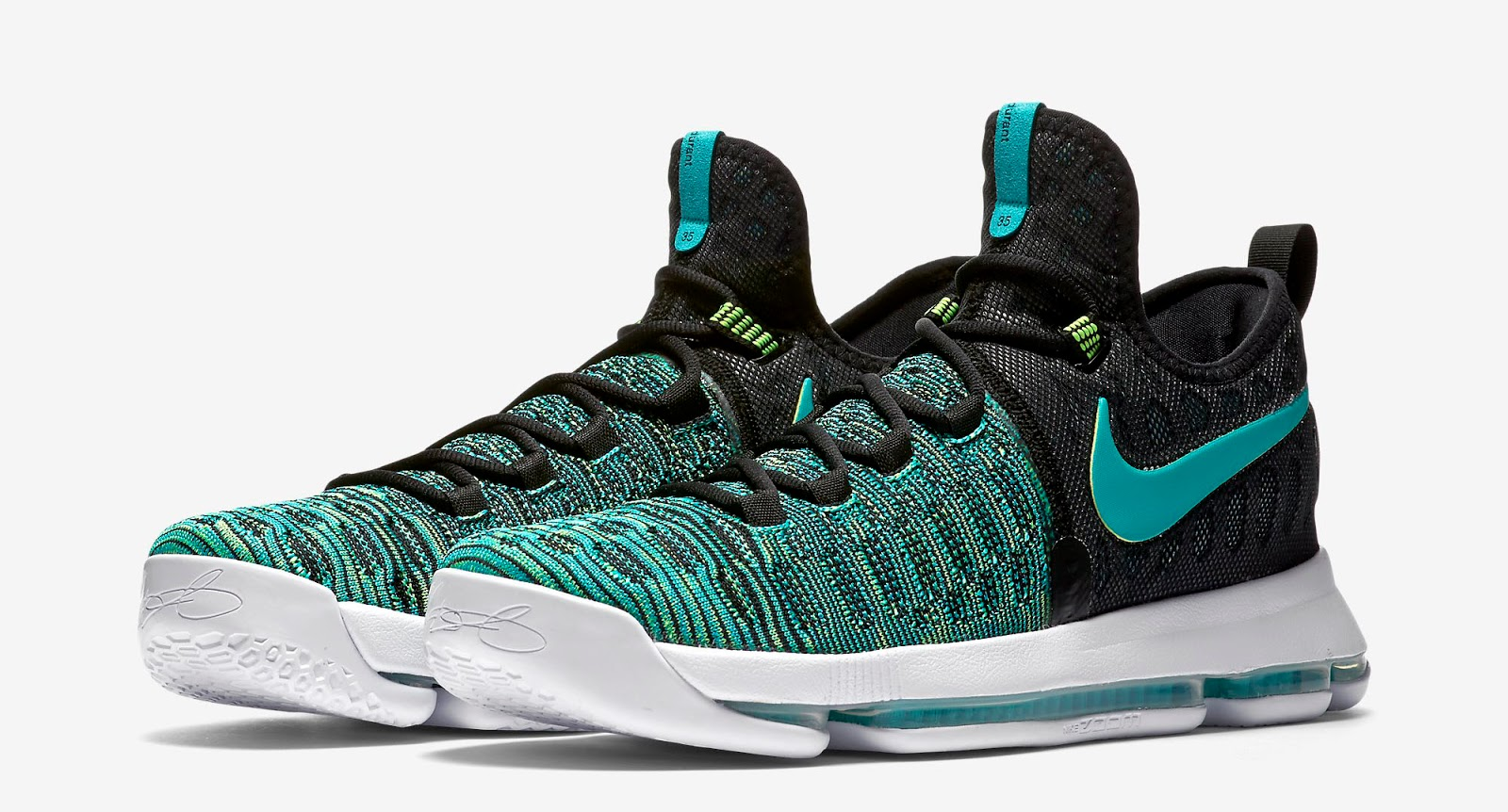 premium selection 0c252 8926e Nike Zoom KD 9