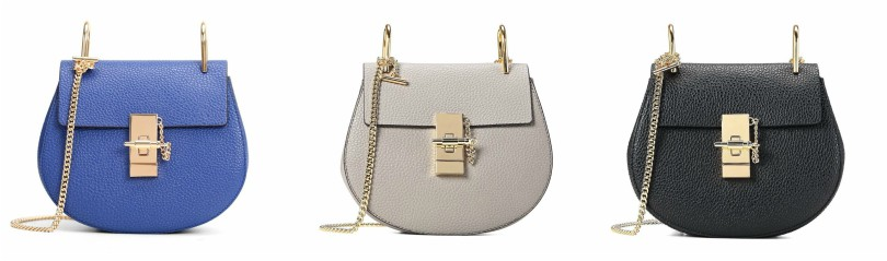 Eonjoy Valentine Leather Purse $51 (six colors) - it's a great dupe for this Chloe bag