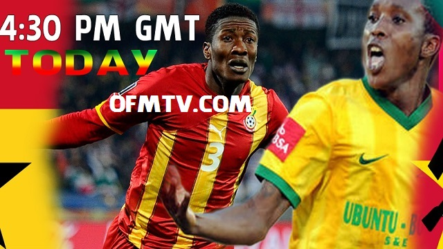 LIVE UPDATE: Ghana vs Mozambique [3:1]