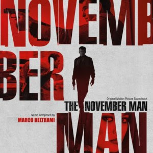 The November Man Canciones - The November Man Música - The November Man Soundtrack - The November Man Banda sonora