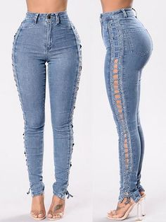 بنطلون جينز,جينز,بناطيل جينز,ملابس,بنطلونات,تنسيق جاكيت جينز قصير,جينز البنات,جاكيتات جينز للبنات,موضة,البنات